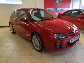 MG ZR 1.4 105 Trophy SE 3dr Hatchback Petrol Red at W H Brand Whaplode Drove, Near Spalding