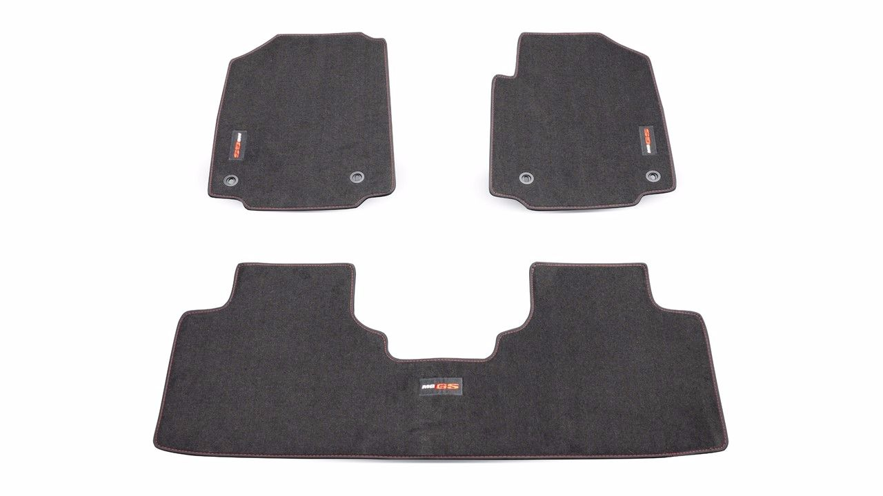 MG GS FABRIC MATS - EXCLUSIVE