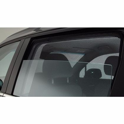 CHEVROLET ORLANDO PRIVACY SHADES