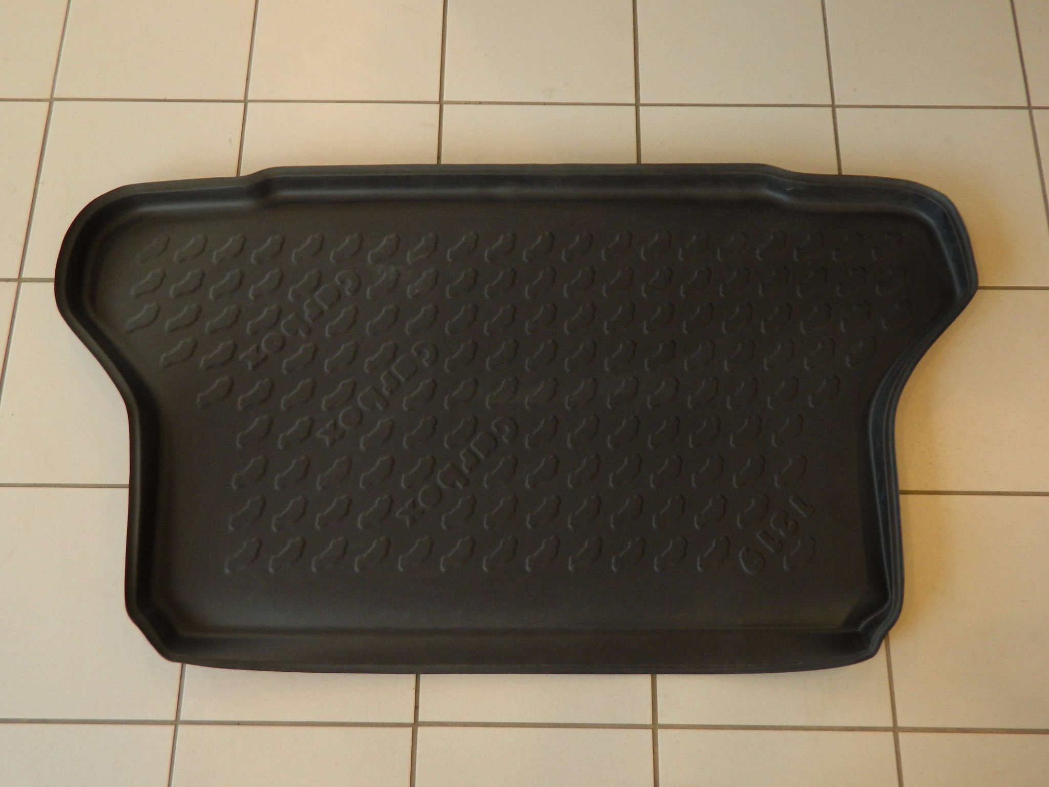 CHEVROLET LACETTI BOOT LINER
