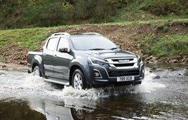 New Generation D-Max To Be Revealed At CV Show