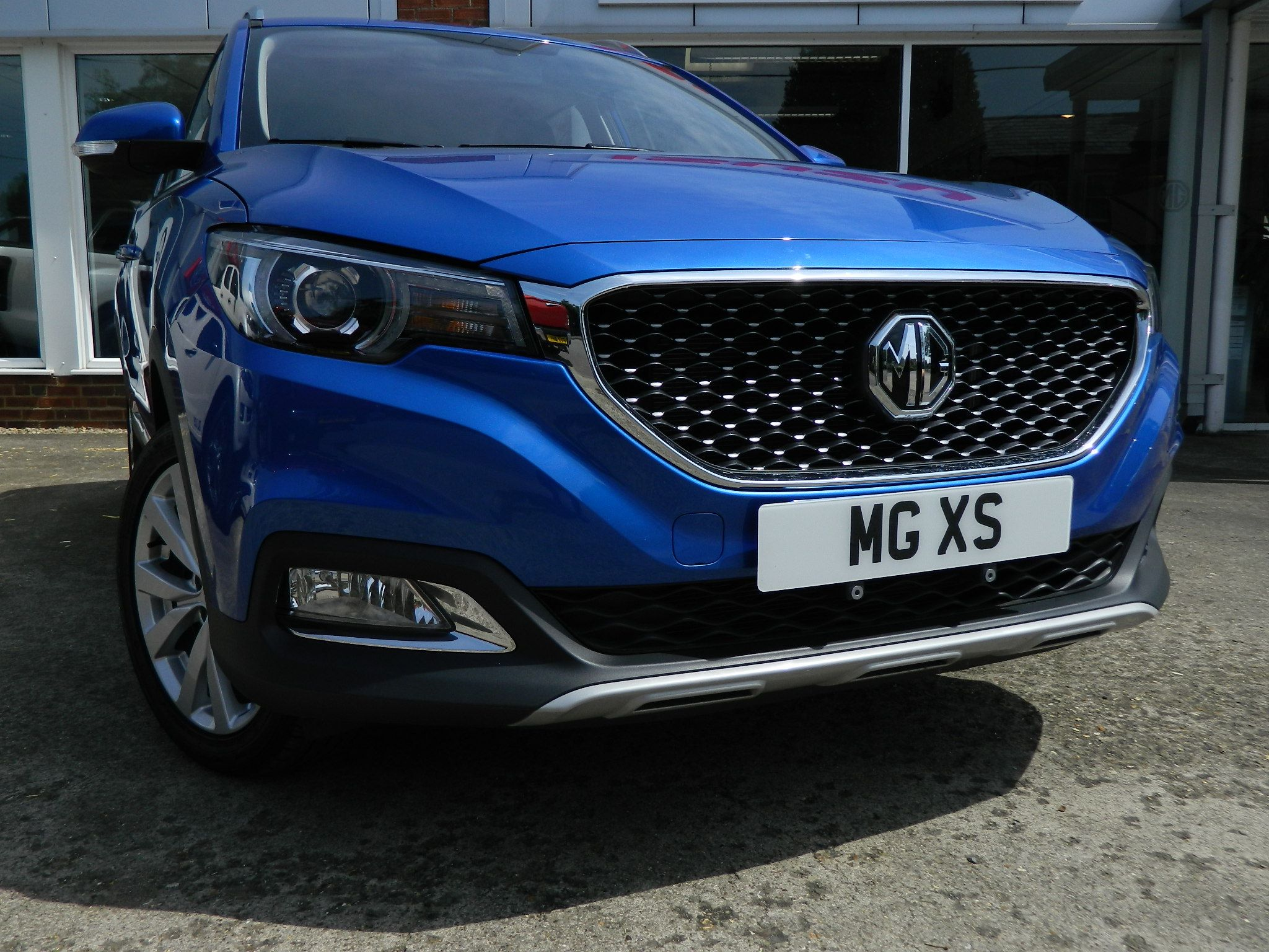 The New MG XS is ready to preview!