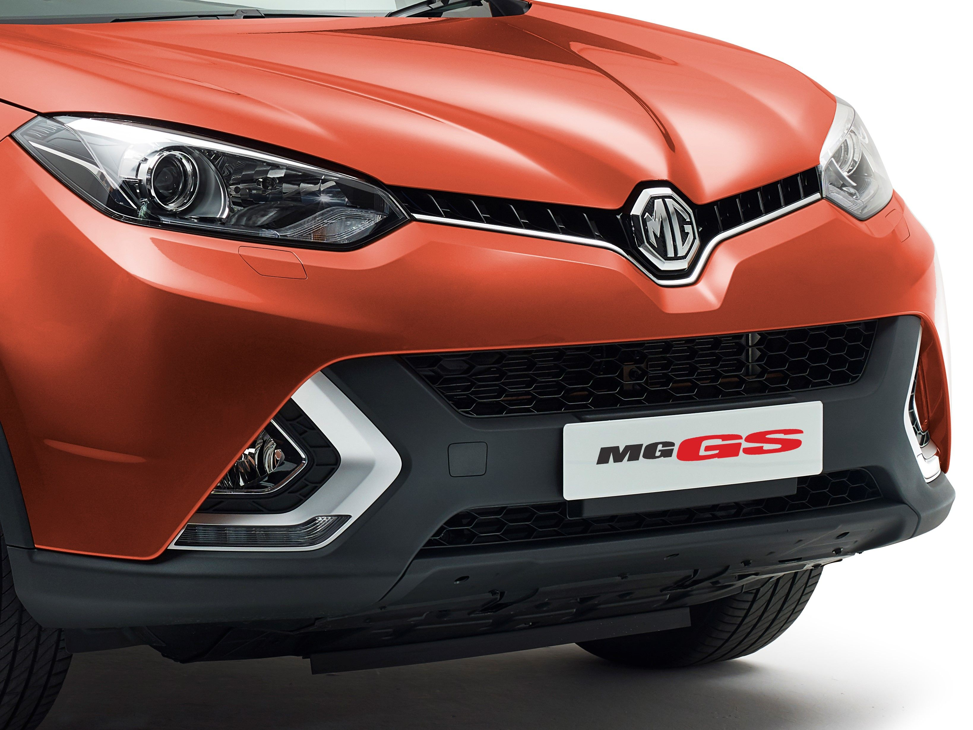 MG GS FRONT PARKING SENSORS