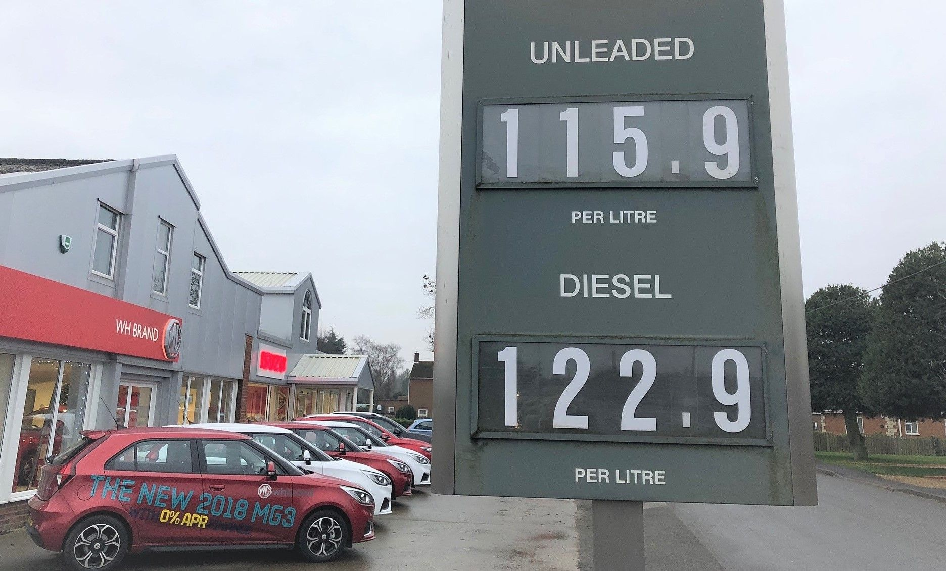 Fuel Price Drop!