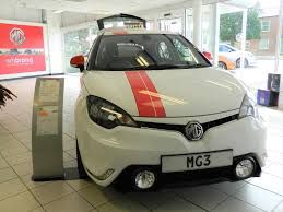 Thinking of upgrading your MG3?