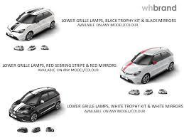 Thinking of upgrading your MG3? - WH Brand Ltd, Spalding