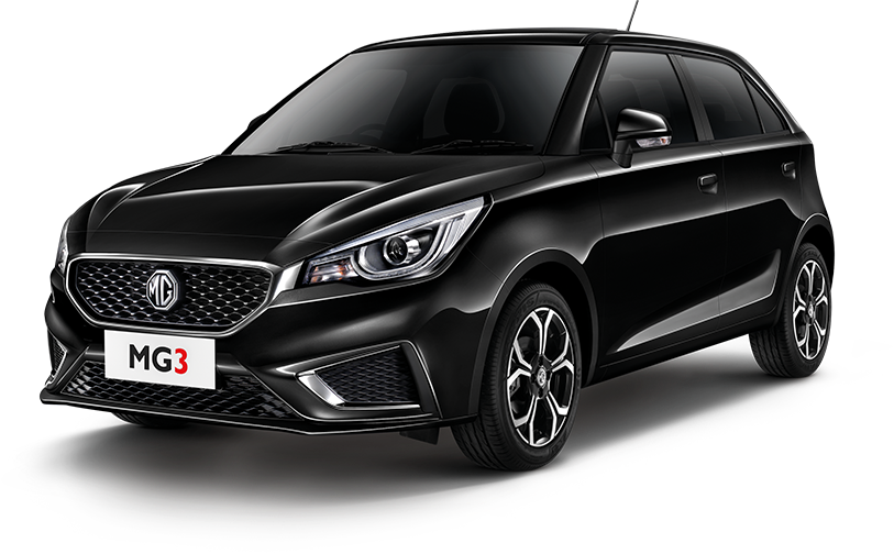 New MG3 now available in Black Pearl!