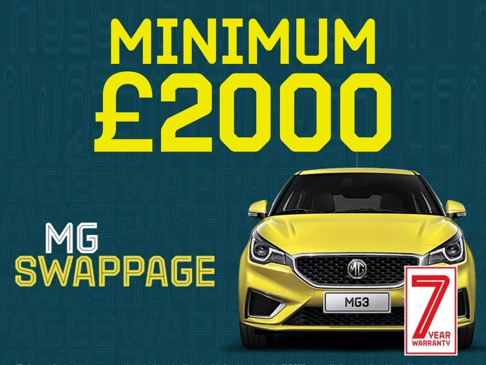 £2,000 MINIMUM SWAPPAGE NOW ON