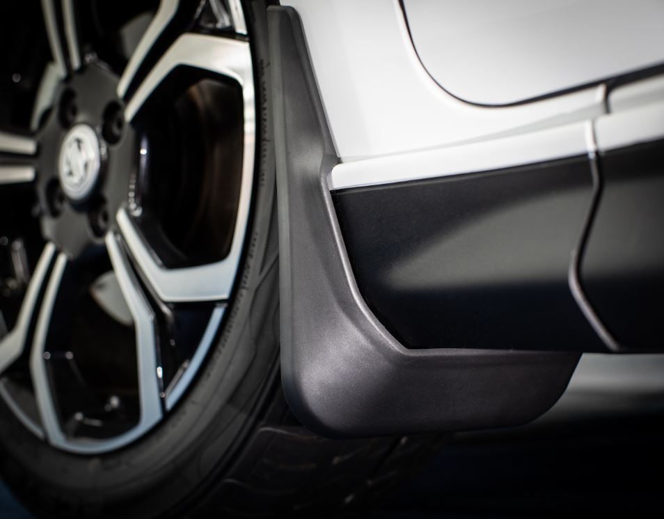 New MG3 FRONT & REAR MUD GUARDS