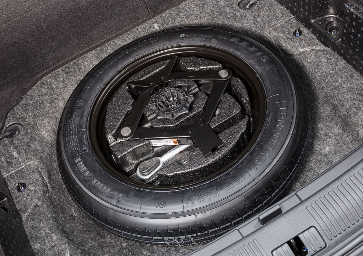 MG HS SPACE SAVER SPARE WHEEL KIT