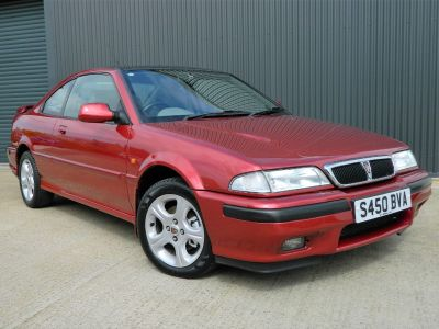 Rover Coupe 1.8 218 VVC Coupe Petrol RedRover Coupe 1.8 218 VVC Coupe Petrol Red at WH Brand Ltd Spalding