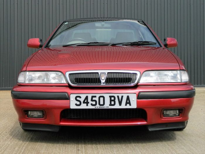 Rover Coupe 1.8 218 VVC Coupe Petrol Red
