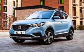 New Mg Cars at W H Brand