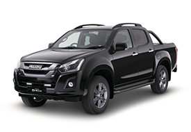 Isuzu Blade - Available In Black