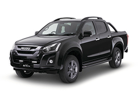 Isuzu Blade - Available In Obsidian Grey