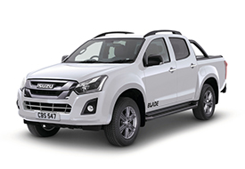 Isuzu Blade - Available In White