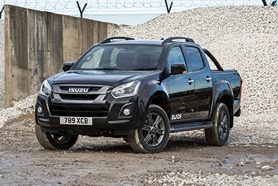 Isuzu Blade - Gunmetal And Chrome Detailing
