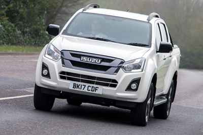 Isuzu Blade - Satellite Navigation